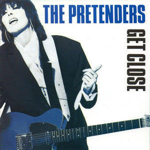 The Pretenders ‎– Get Close - Mint- 1986 USA - Rock
