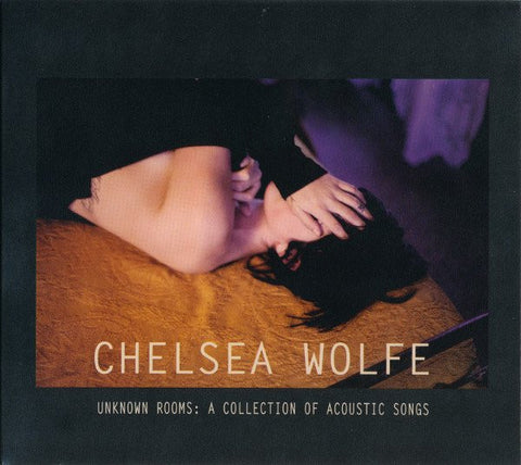 Chelsea Wolfe - Unknown Rooms: A Collection of Acoustic Songs - New Lp Record 2012 USA Sargent House Vinyl & Download - Goth Rock / Noise Psych  / Folk