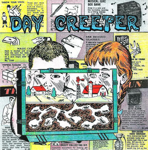 "Day Creeper - Blah EP - New 7"" Single Record 2011 Tic Tac Totally USA Vinyl - Garage Rock / Lo-Fi / Indie"