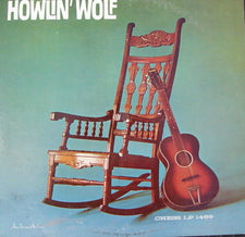 Howlin' Wolf - S/T - New Vinyl Record 2015 DOL EU 180gram Pressing - Blues