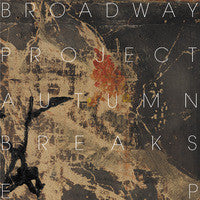 "Broadway Project – Autumn Breaks EP - New 12"" Future Jazz, Downtempo, Contemporary Jazz (UK) 2004"