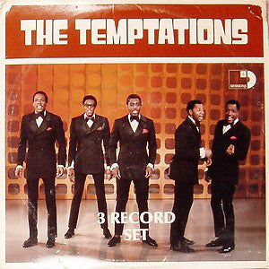 The Temptations ‎– The Temptations - VG+ 3 Lp Record Stereo 1978 Stereo USA Vinyl - Rhythm & Blues / Soul