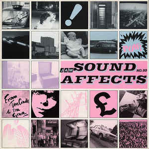 The Jam ‎– Sound Affects - VG+ Stereo 1980 (Original Press WIth Matching Inner Sleeve) USA - Rock/Punk/Mod
