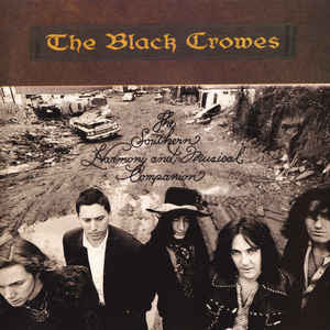 The Black Crowes - The Southern Harmony and Musical Companion - New 2 Lp Record 2015 USA 180 gram Vinyl - Rock & Roll / Southern Rock