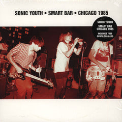 Sonic Youth - Live @ Smart Bar, Chicago 1985 - New Vinyl 2012 Goofin' 2-LP Gatefold Pressing - Alt-Rock / Noise Rock