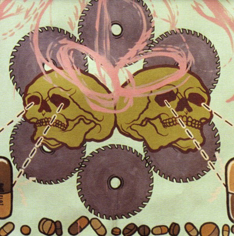 Agoraphobic Nosebleed - Frozen Corpse Stuffed With Dope - New Vinyl Record 2016 Relapse USA Limited Edition Oxblood Vinyl Reissue (300 Copies!) - Grindcore / Metal