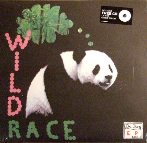Dr. Dog - Wild Race - New Lp Record EP 2012 USA Record Store Day Black Friday Vinyl & CD - Indie Rock