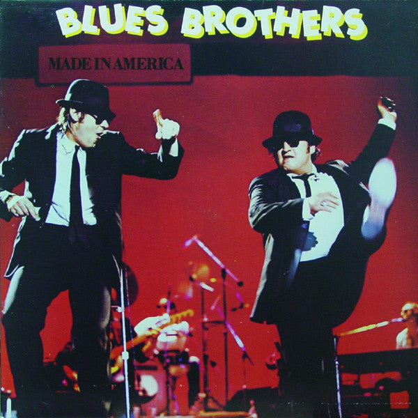 Blues Brothers ‎– Made In America - VG+ LP Record 1980 Atlantic USA Vinyl - Blues Rock / Rhythm & Blues