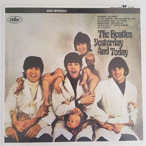 The Beatles ‎– Yesterday And Today (The Butcher Cover 1966) - New Lp Record 2019 Capitol USA Stereo Green Vinyl - Pop Rock / Beat