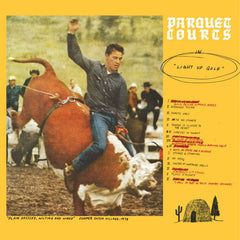 Parquet Courts - Light Up Gold - New Vinyl 2013 - Indie Rock / Post-Punk