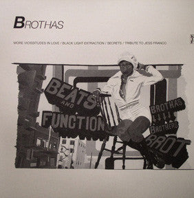 "Brothas – Beats & Function - New 12"" Future Jazz, House 2004 (France)"