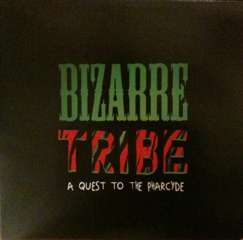 A Tribe Called Quest & The Pharcyde ‎– Bizarre Tribe - A Quest To The Pharcyde Instrumentals (Amerigo Gazaway) - New Vinyl Record 2013 Gummy Soul 2LP USA - Hip Hip