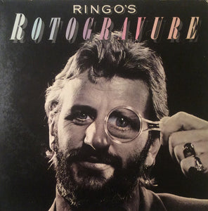 Ringo Starr ‎– Ringo's Rotogravure - Mint- Lp Record 1976 USA Original Vinyl - Rock / Pop
