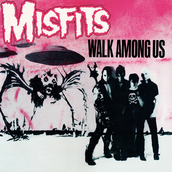 The Misfits - Walk Among Us - New Lp Record 2009 USA Vinyl - Punk Rock
