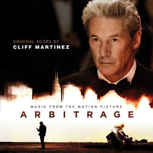 Cliff Martinez - Arbitrage - New LP Record 2012 USA Vinyl - Soundtrack LP