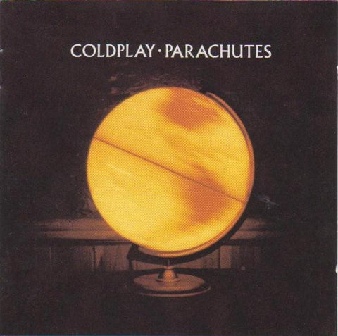 Coldplay ‎– Parachutes - New Lp Record 2008 USA Capitol 180 gram Vinyl - Pop Rock / Alternative Rock