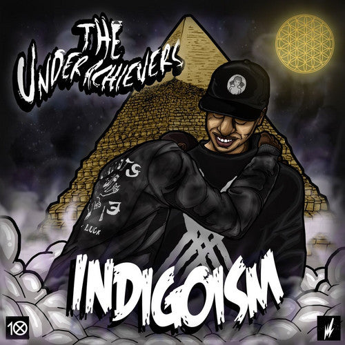 The Underachievers - Indigoism - New Vinyl Record 2015 2-LP Brainfeeder / 10DEEP Pressing - Rap / HipHop
