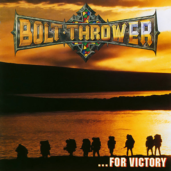 Bolt Thrower - ... For Victory - New Vinyl Record 2015 Earache / Century Media - Death Metal