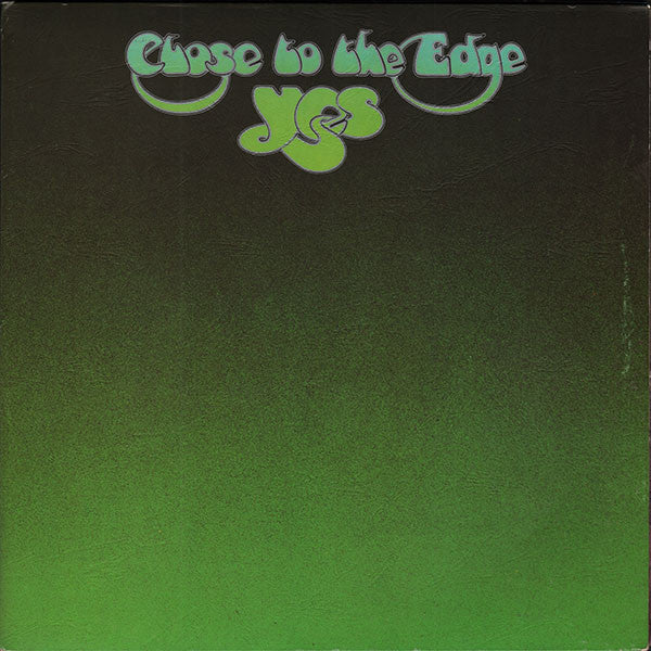 Yes – Close To The Edge - Mint- 1972 Stereo (With 2 Insert Books) USA - Rock - B21-120