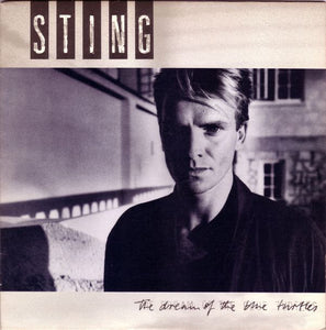 Sting ‎– The Dream Of The Blue Turtles - VG Lp Record 1985 USA Original Vinyl - Rock / Pop