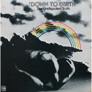The Undisputed Truth ‎– Down To Earth - VG Lp Record 1974 USA - Soul / Funk