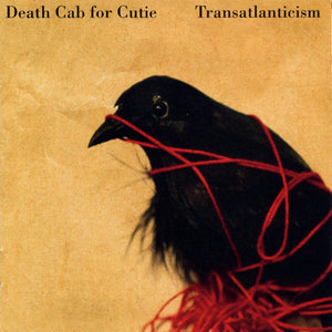 Death Cab for Cutie - Transatlanticism - New Vinyl Record 2013 Barsuk 10th Anniversary Reissue, 2-LP Gatefold 180gram Vinyl w/ Download + Original Album Demos - Indie Rock / Pop