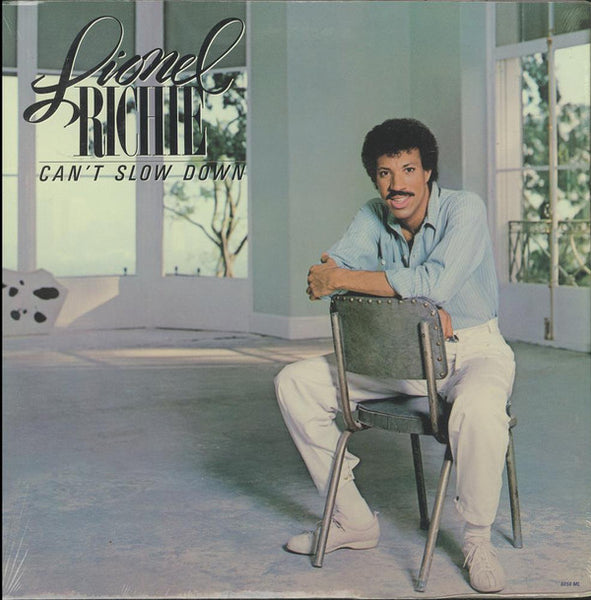 Lionel Richie ‎– Can't Slow Down - New Vinyl Record 1983 Original Press Record USA - Soul / Funk