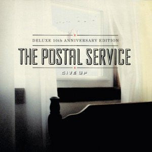 The Postal Service ‎– Give Up (2003) - New Cassette Tape USA 2015 Press (Limited Edition RED)