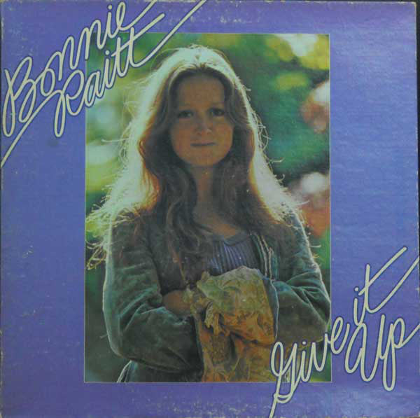Bonnie Raitt ‎– Give It Up - Mint- Lp Record 1972 Warner USA Vinyl - Blues Rock