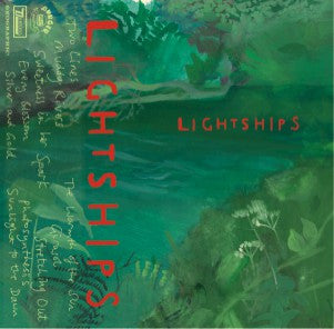 Lightships - Electric Cables - New Vinyl Record 2012 Domino USA 180gram LP + Download - Power Pop / Indie Rock