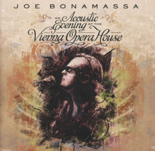Joe Bonamassa - An Acoustic Evening at the Vienna Opera House - New Vinyl 2016 Deluxe Gatefold 3-LP 180gram Vinyl - Blues Rock