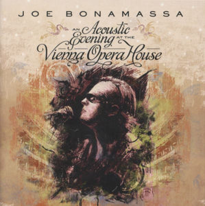 Joe Bonamassa - An Acoustic Evening at the Vienna Opera House - New Vinyl Record 2016 Deluxe Gatefold 3-LP 180gram Vinyl - Blues Rock