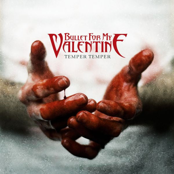 Bullet For My Valentine - Temper Temper - New Vinyl Record - 2013 RCA w/Download - Metal