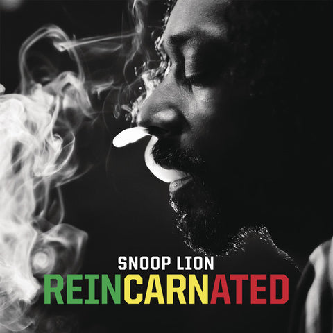Snoop Lion (Snoop Dogg) ‎– Reincarnated (Deluxe Edition) - New Vinyl Record 2013 - Hip Hop/Dancehall