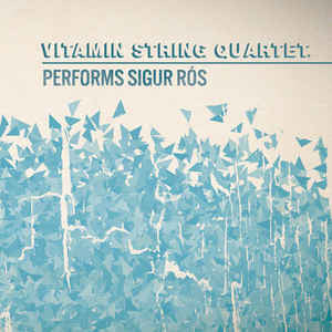 The Vitamin String Quartet ‎– Performs Sigur Ros - New Sealed 2013 USA (Released for Record Store Day 2013) - Modern Classical