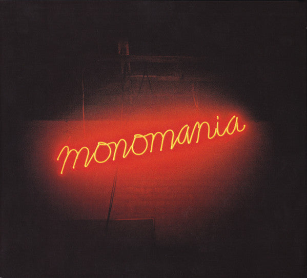 Deerhunter - Monomania - New Vinyl Lp 2013 4AD Pressing with Download - Indie Rock / Noise Pop / Neo Psych