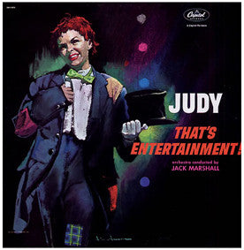Judy Garland ‎– That's Entertainment! (1960) - VG+ Lp Record 1970's USA Press -  Pop / Vocal