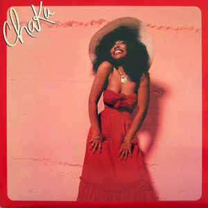 Chaka Khan ‎– Chaka - VG+ Stereo 1978 Original Press USA - Soul / Disco