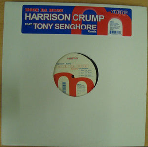 "Harrison Crump ‎– Boom Da Boom - Mint- 12"" Single 2005 - Chicago House"
