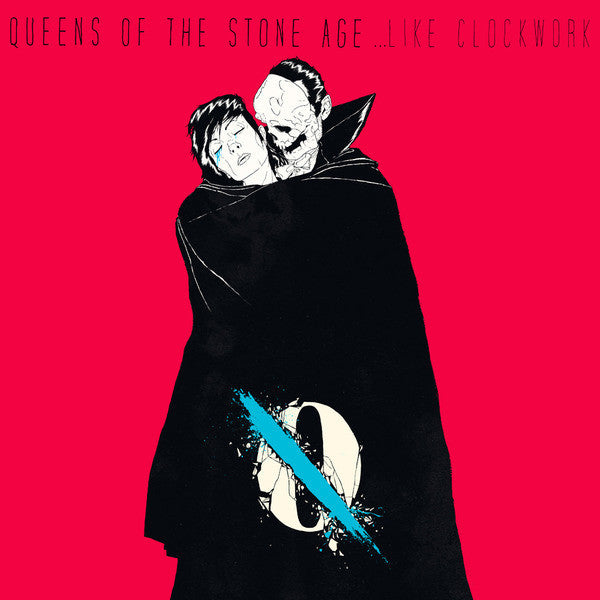 Queens of the Stone Age - ... Like Clockwork - New 2 Lp Record 2013 USA Deluxe 180 gram Vinyl & 20 Book & Download - Alternative Rock / Stoner Rock