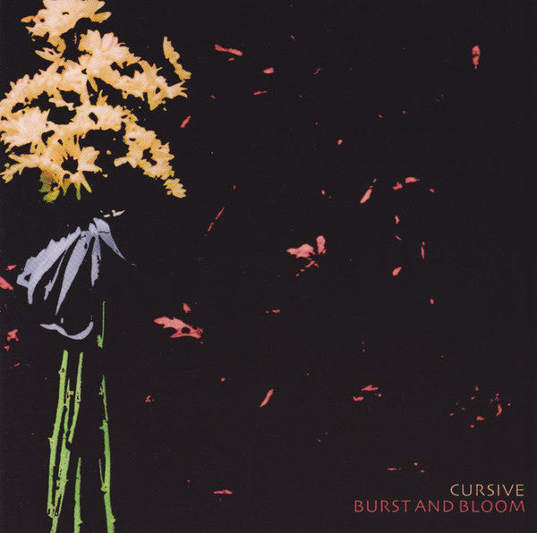 Cursive ‎– Burst And Bloom - New Vinyl Record (Opened To Verify Color) 2012 Press (Transparent Gold) USA - Indie Rock