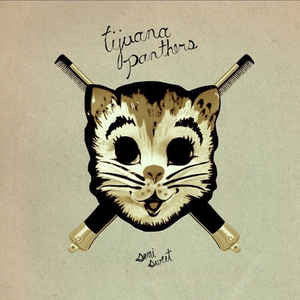 Tijuana Panthers - Semi Sweet - New Vinyl Record 2013 Innovative Leisure Limited Edition Clear Vinyl w/ Brown Inner Sleeve - Surf / Garage Rock
