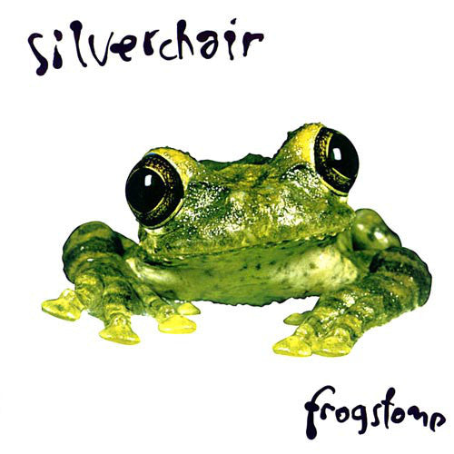 Silverchair - Frogstomp - New Vinyl 2016 SRC Limited Edition Reissue Gatefold 2-LP on Translucent Orange Vinyl! - Alt-Rock / Grunge / 90's
