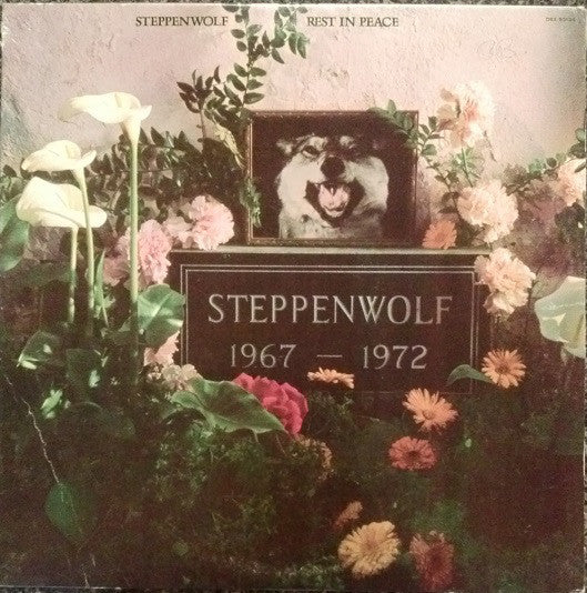 Steppenwolf – Rest In Peace - Mint- 1972 Stereo USA (Original Press) - Rock - B16-042