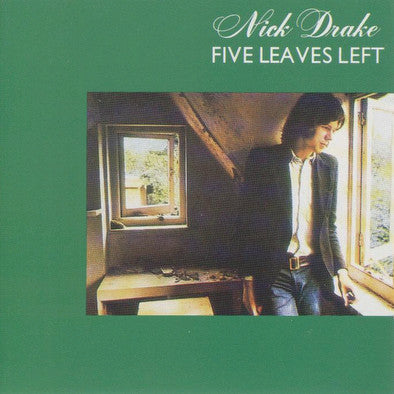 Nick Drake ‎– Five Leaves Left (1969) - New Vinyl 2013 Reissue USA 180 Gram Press - Rock