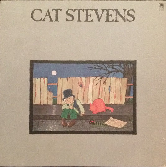 Cat Stevens – Teaser And The Firecat - VG+ 1971 (Holland Import Press) (Original Pink Rim Label) - Rock - B17-076
