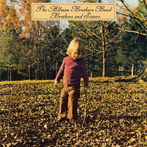 The Allman Brothers Band - Brothers and Sisters (1973) - New Lp Record 2013 USA 180 gram Vinyl - Classic Rock / Blues Rock
