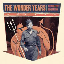 The Wonder Years - The Greatest Generation (2013) - New 2 Lp Record 2018 Hopeless USA Black Vinyl & Download - Pop Punk / Alternative Rock