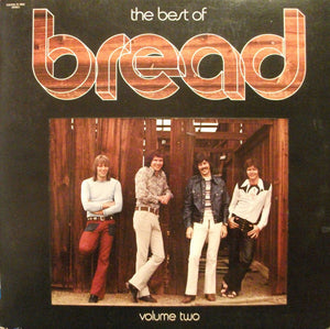 Bread ‎– The Best Of Bread Volume Two - Mint- 1974 Stereo USA - Rock/Pop