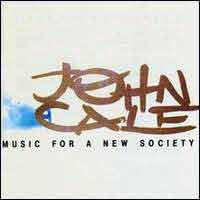 John Cale - Music for a New Society - New Vinyl Record 2016 Domino EU Pressed 180g LP + Download - Avant Garde / Rock